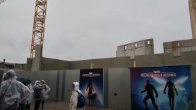 Vertical construction for new Spider Man attraction (🇳🇱/🇬🇧)