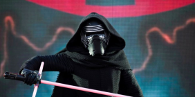 New: Can you resist the lure of Kylo Ren and the dark side? (🇳🇱/🇬🇧)