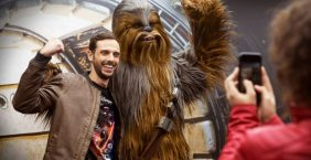 Meet Chewbacca and Rey during the Star Wars Season (🇳🇱/🇬🇧)