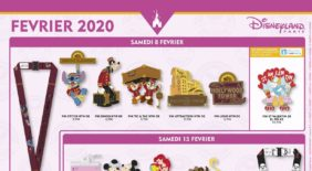 Disneyland Paris Pin Trading February 2020