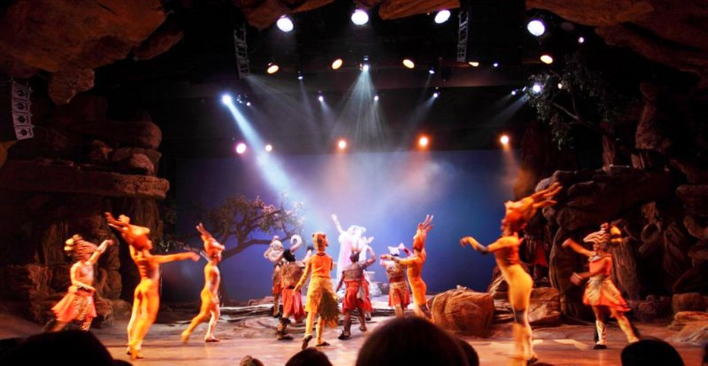 Disneyland Paris Adds The Lion King Show To Its 2019