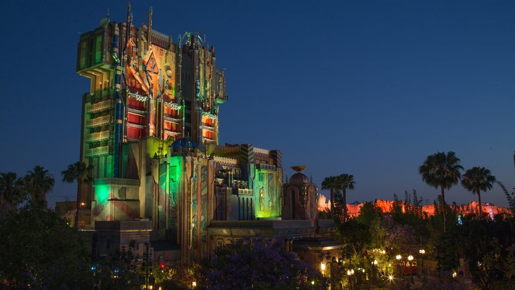 No Guardians Of The Galaxy For Tower Of Terror Disneyland Paris