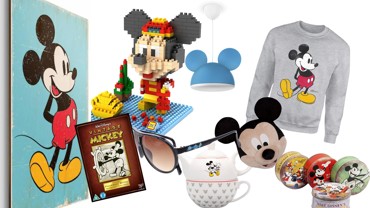 Celebrate Birthday Of Mickey Mouse With These Products Vier De